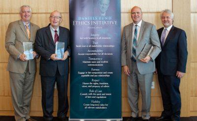 Utah Ethical Leadership Awards 2018