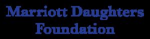 Marriott Daughters Foundation