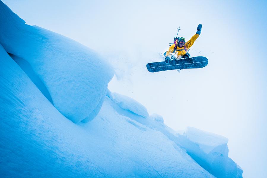 Salt Lake City Snowboarding