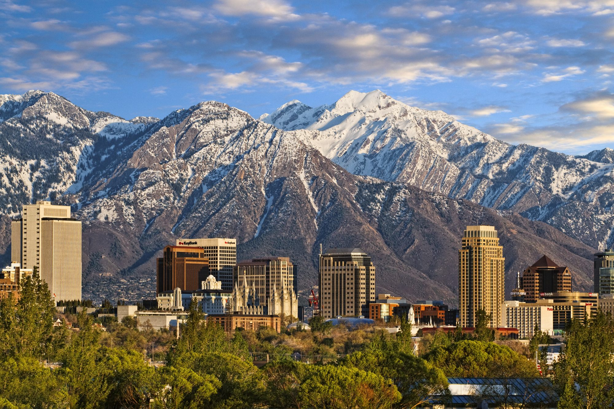 Consensus Salt Lake City