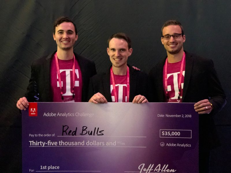 Experiential Learning Adobe Analytics Challenge Winners