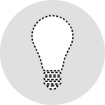 Discover Lightbulb Icon 2