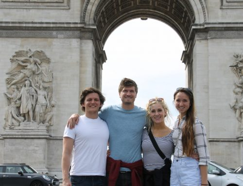 Studying Abroad in Paris
