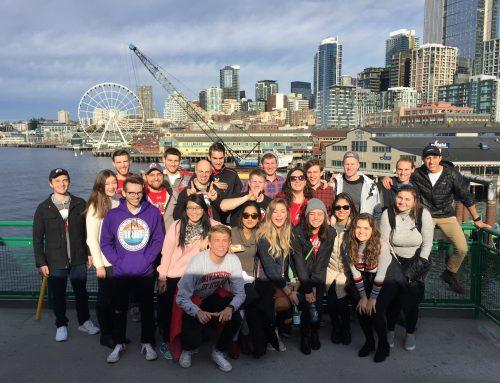 Transfer Scholars in Seattle