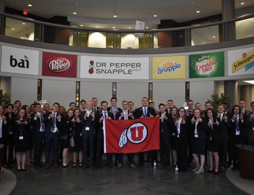 Freshman Scholars Travel to Dallas
