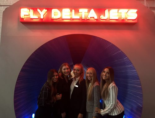 Business Scholars Take Flight in Atlanta