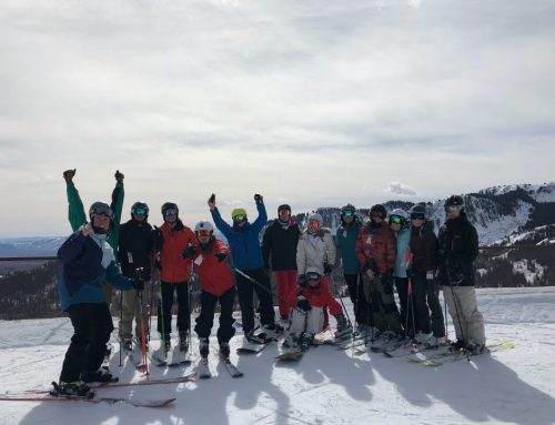 Business Scholars Ski Day