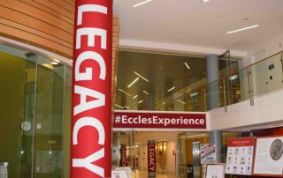Share your Eccles School experience to celebrate our centennial