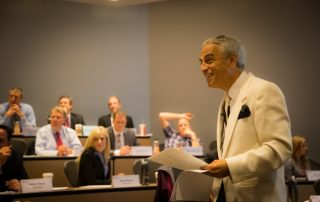 Dr. Abe Bakhsheshy wins New Pioneer Award