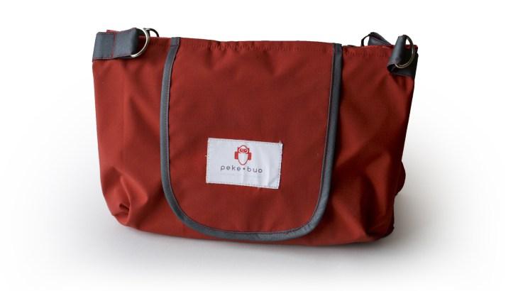 Peke•buo- The Smart, Little Diaper Bag