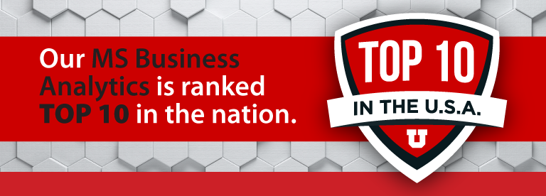 MS Business Analytics Ranked Top 10
