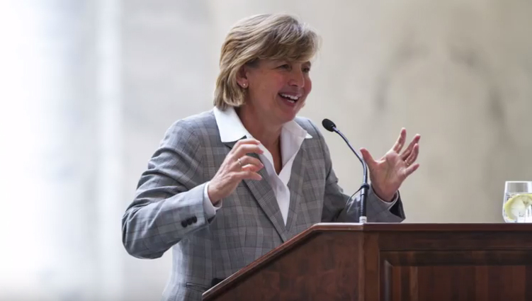 Natalie Gochnour honored for shaping downtown Salt Lake City