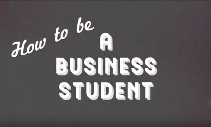 Learn how to become a business student at the Eccles School.
