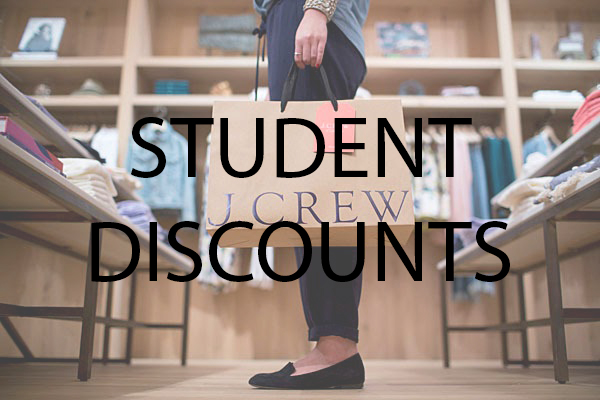 learn what where students can get discounts