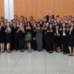 Transfer Scholars visit D.C. businesses