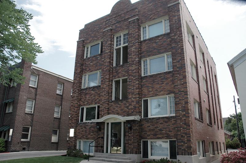 Brigham Apartments Salt Lake City Utah
