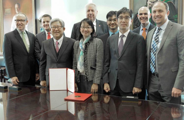 Chung-Ang University Digital Health Innovation Parternship