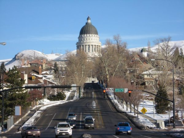 Utah is the fastest-growing state in the nation