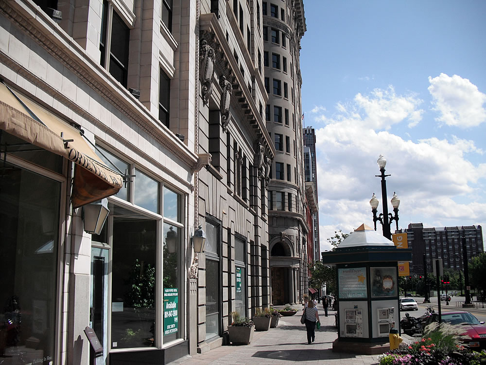 Main Street in Salt Lake City