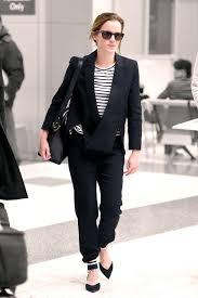 Watson Wears A Look At Emma Watson 39 S Professional Street