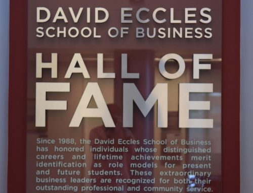 David Eccles School of Business announces Hall of Fame inductees