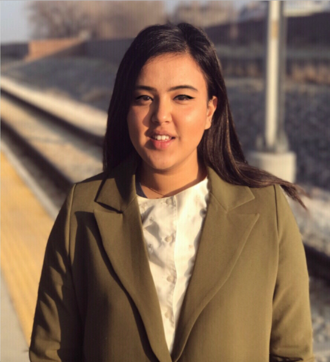 Eccles School junior Dakshata Pradhan was one of an elite group of students chosen to take part in the McKinsey Undergraduate Women's Summit this summer.