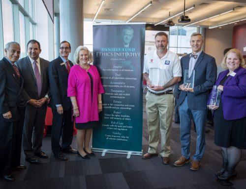Utah Ethical Leadership Awards 2017 winners announced