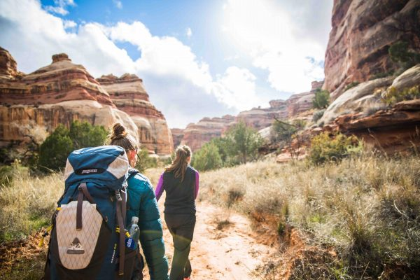 The number of tourists in Utah hit records