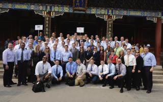 Executive MBA at the Summer Palace