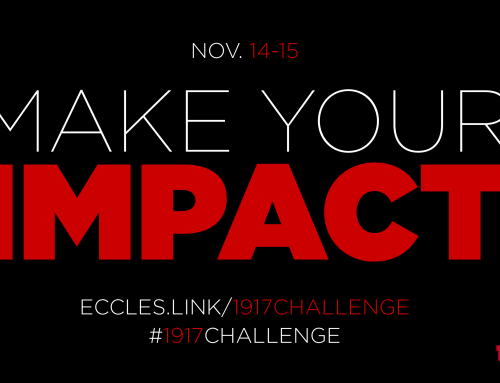 Give to the 1917-Minute Challenge to celebrate 100 years of impact