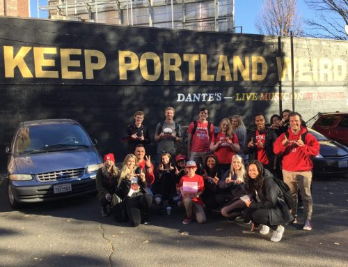 Transfer Business Scholars keep Portland weird