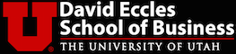 The David Eccles School of Business Mobile Retina Logo