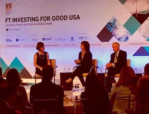Investing for social good: A look at the latest in social impact