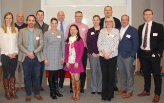 Alumni Board New Members january 2018