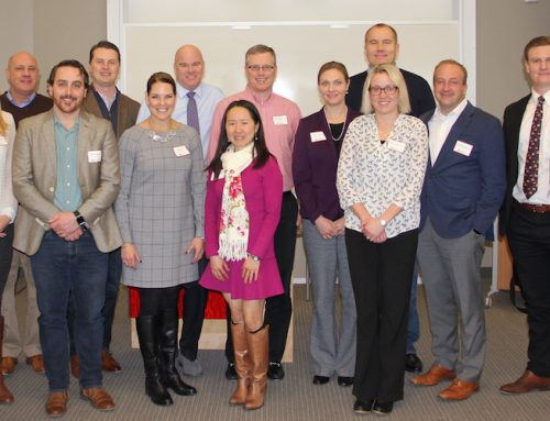 Welcome to the newest Alumni Network Board members!