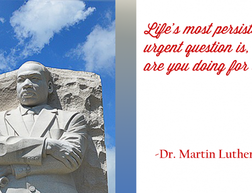 Celebrate the legacy of Dr. Martin Luther King, Jr. with Day of Service