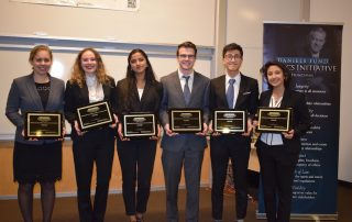 2018 Daniels fund case competition