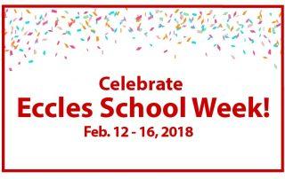 Eccles School Week 2018