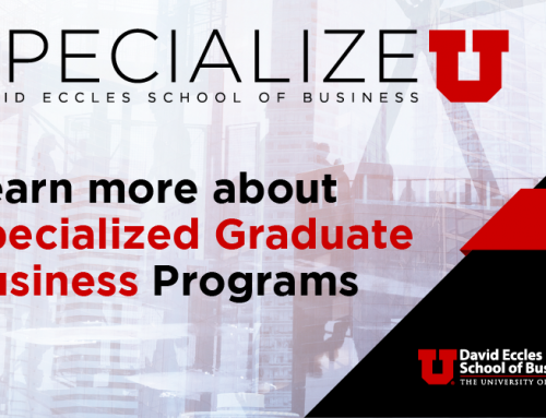 A specialized master degree can be your ticket to career advancement
