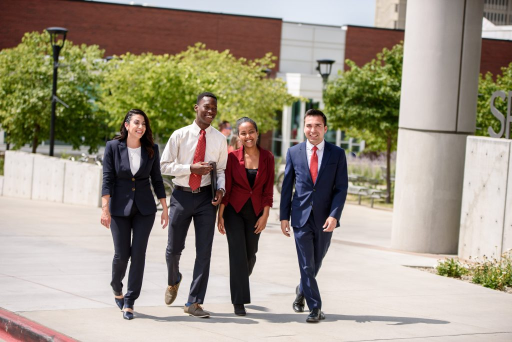 The David Eccles School of Business MBA Program jumps 13 spots into the top 50 in the latest U.S. News & World Report rankings.