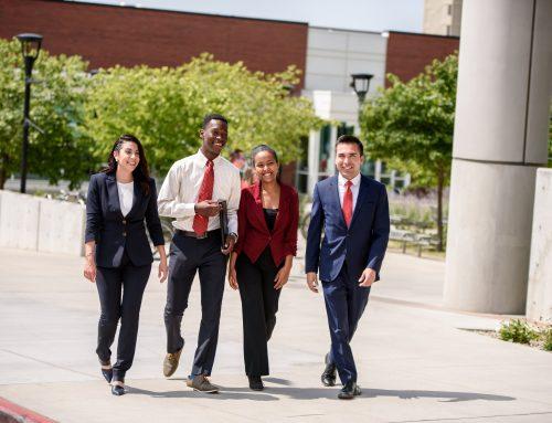 Eccles School's MBA Program jumps 13 spots into top 50 in U.S. News & World Report rankings