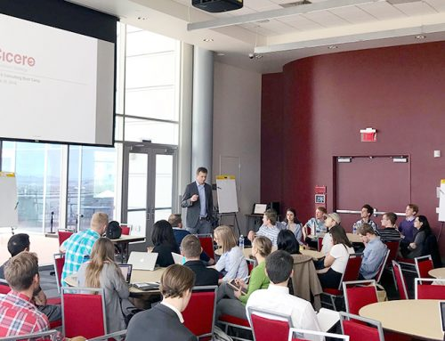 Boot Camp Urges Students to Jump into Management Consulting