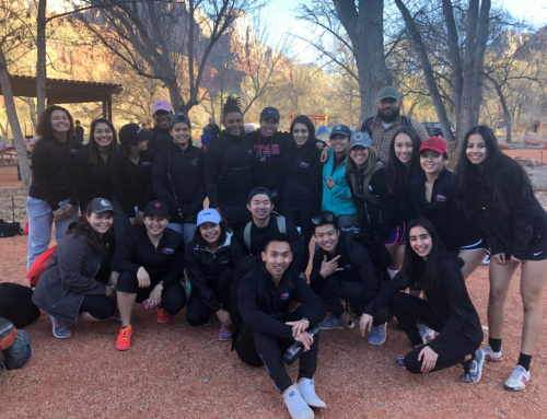 Opportunity Scholars explore leadership, networking and Zion's National Park