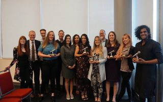 MBA Hinckley competition winners