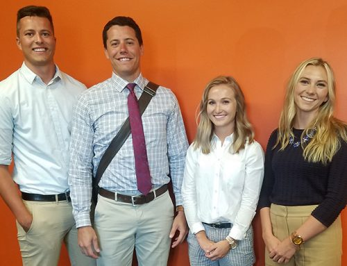 Eccles School influencers recognized at 2018 CCIM Excellence Awards