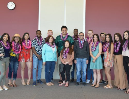 Opportunity Scholars Program celebrates 33 graduates at luau