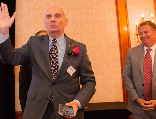 David Eccles School of Business Hall of Fame honors business leaders