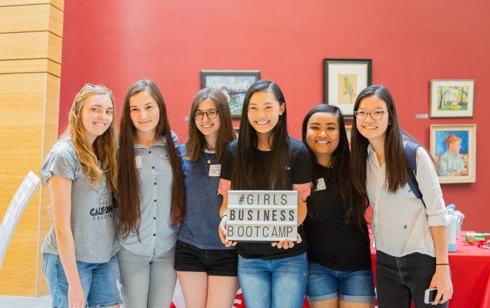 Girls Business Bootcamp
