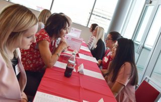 MAcc Women's Mentoring Program supports women as they build careers in accounting