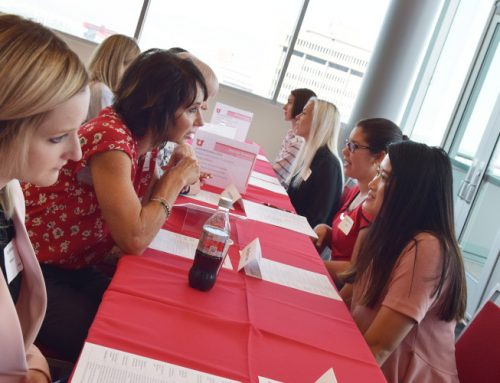 Women's Mentoring Program helps MAcc students build accounting careers